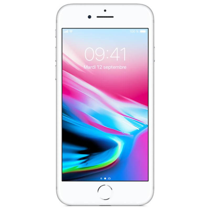 Used And Refurbished Secondhand Apple iPhone 8 - Silver - 256 GB - Reebelo