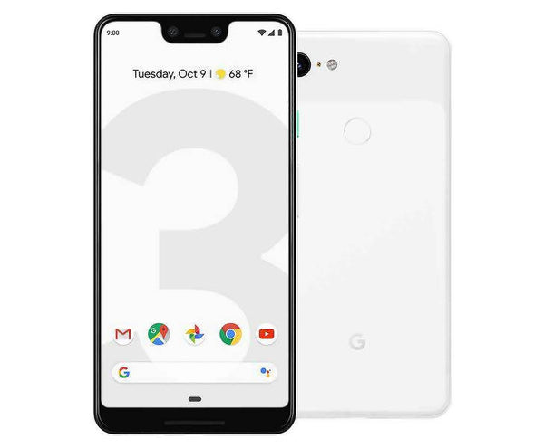Used And Refurbished Secondhand Google Pixel 3 XL - White - 64GB - Mint condition - Reebelo