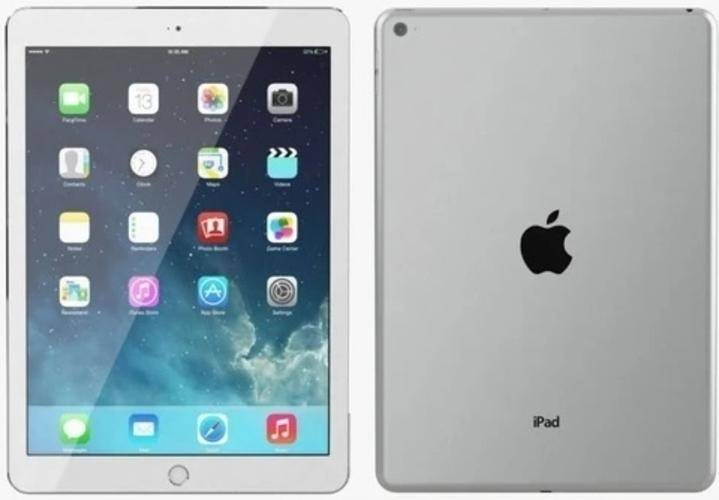 Apple iPad Air 2 WiFi -16GB - Silver - Good condition
