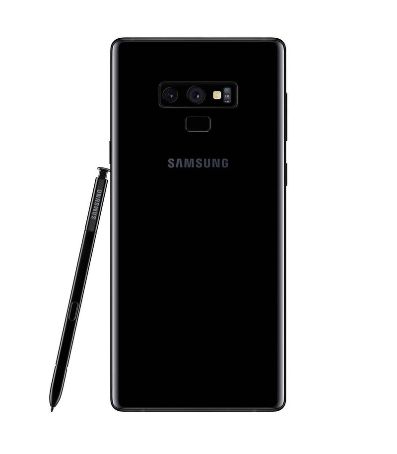 Used And Refurbished Secondhand Samsung Galaxy Note 9 | Black - 128GB | Gold condition - Reebelo