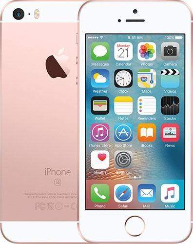 Used And Refurbished Secondhand Apple iPhone SE -64GB - Rose Gold - Very good condition - Reebelo