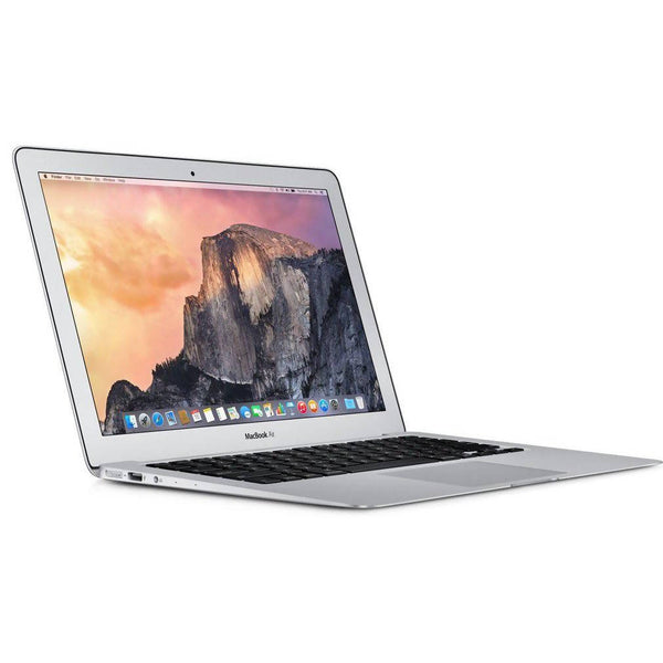 Used And Refurbished Secondhand Apple Macbook Air (2015) A1466 - Silver - 256GB SSD - 13-inch - i5-5250U - 8GB - Very good condition - Reebelo