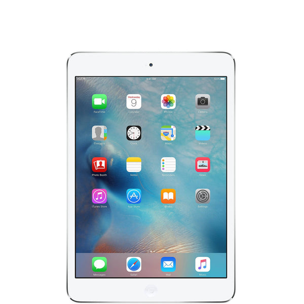 Used And Refurbished Secondhand Apple iPad Mini 2 WiFi + LTE - Silver - 16GB - Very good condition - Reebelo