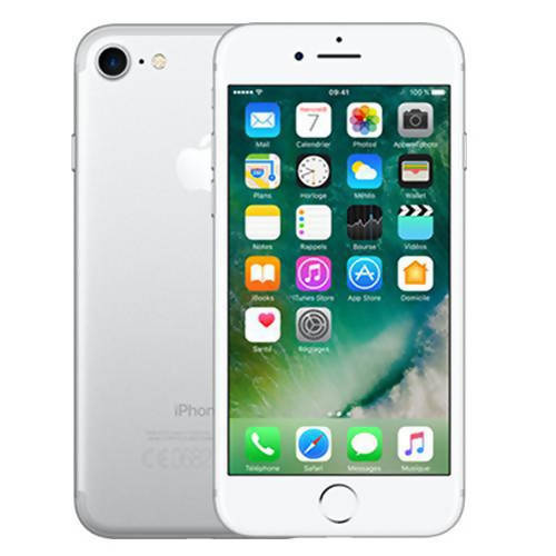 Used And Refurbished Secondhand Apple iPhone 7 - Silver - 32 GB - Reebelo