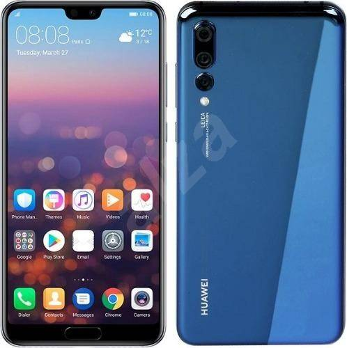 Used And Refurbished Secondhand Huawei P20 Pro -128GB - Midnight Blue - Very good - Reebelo.