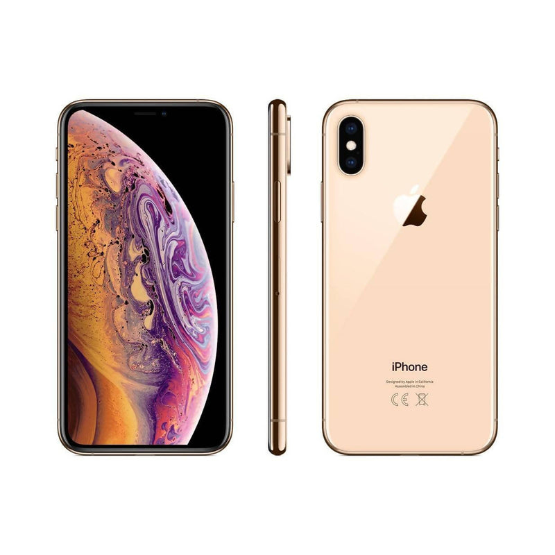 Used And Refurbished Secondhand Apple iPhone XS - Gold - 64bg - Very good condition - Reebelo