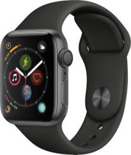 Used And Refurbished Secondhand APPLE WATCH SERIES 4 GPS 40MM - - Black - Very good condition - Reebelo