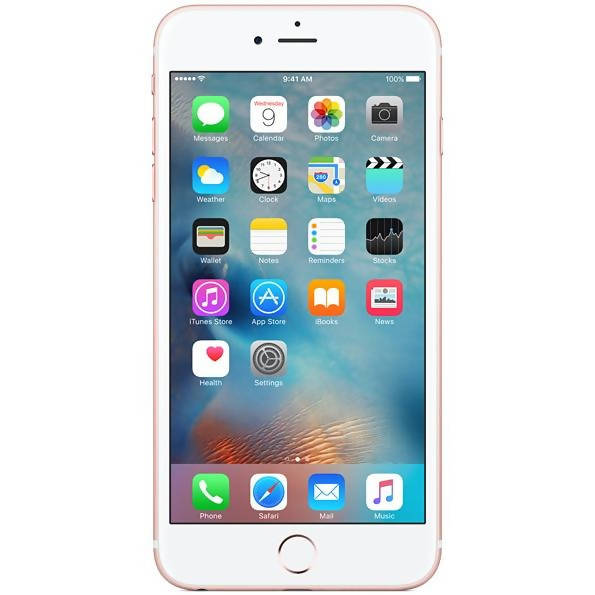 Used And Refurbished Secondhand Apple iPhone 6s Plus - Rose Gold - 128GB - Reebelo