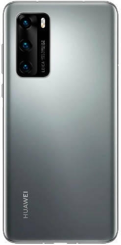 Used And Refurbished Secondhand HUAWEI P40 -128gb - Silver Frost - Very good condition - Reebelo