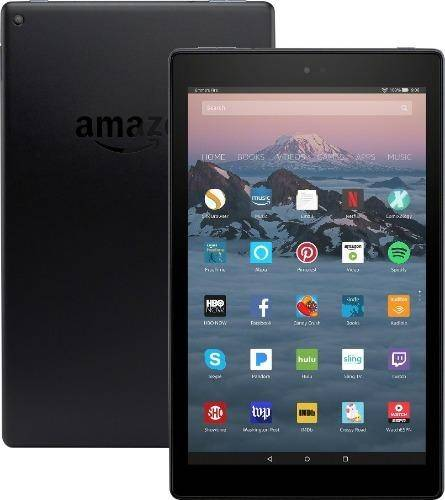 Amazon Fire HD 10 -32GB - Black - As new condition