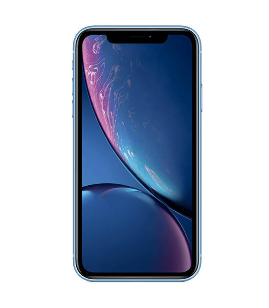 Used And Refurbished Secondhand Apple iPhone XR - Blue - 128 GB - Reebelo