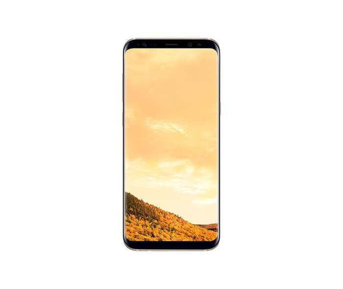 Samsung Galaxy S8+ -64GB - Maple Gold - Very good condition