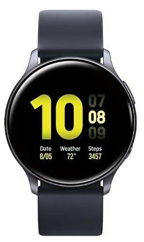 Samsung Galaxy Watch Active 2 40mm Aluminium Bluetooth - - Aqua Black - Brand New Condition