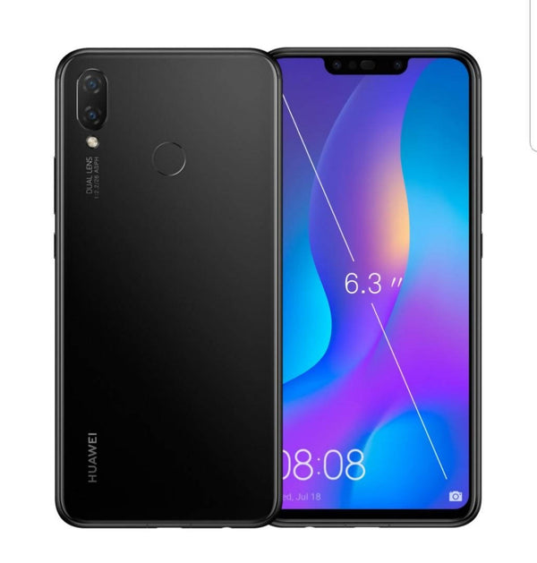 Used And Refurbished Secondhand Huawei Nova 3I - Black - 128GB - Reebelo