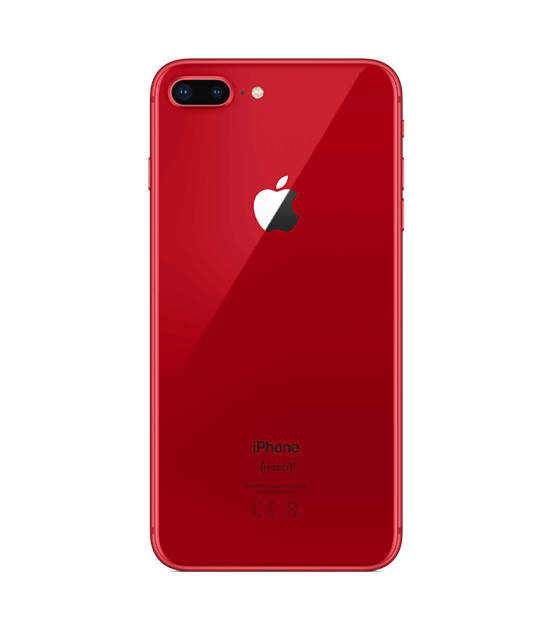 Used And Refurbished Secondhand Apple iPhone 8 Plus - Red - 64 GB - Reebelo