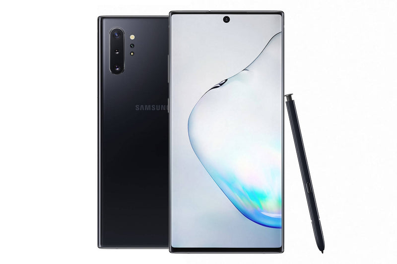 Used And Refurbished Secondhand Samsung Galaxy Note 10 Plus - Black - 256GB - Mint condition - Reebelo