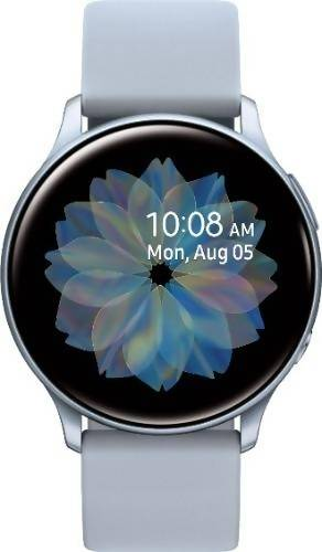 Samsung Galaxy Watch Active 2 44mm Aluminium Bluetooth - - Cloud Silver - Brand New Condition