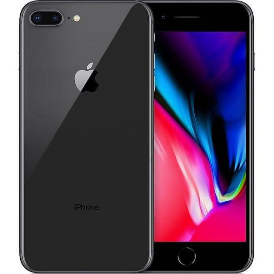 Used And Refurbished Secondhand Apple iPhone 8 Plus - Grey - 64GB - Very good condition - Reebelo