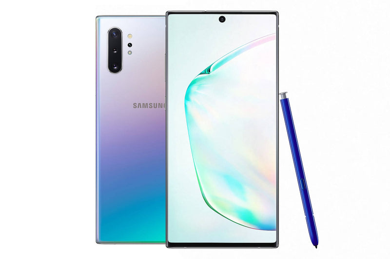 Used And Refurbished Secondhand Samsung Note 10 Plus - Aura Glow - 256GB - Very good condition - Reebelo