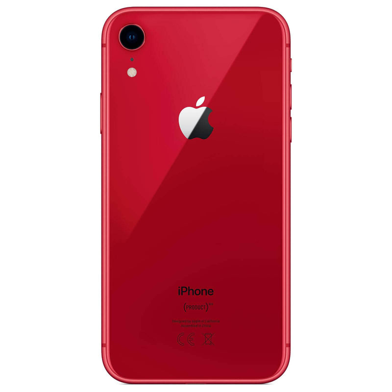 Used And Refurbished Secondhand Apple iPhone XR | Red - 128GB | Gold condition - Reebelo