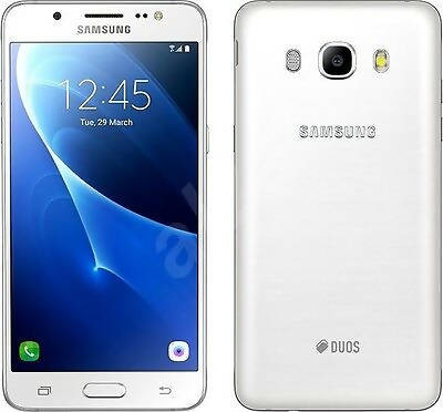 Used And Refurbished Secondhand Samsung Galaxy J5 2016 - White - Very good condition - Reebelo