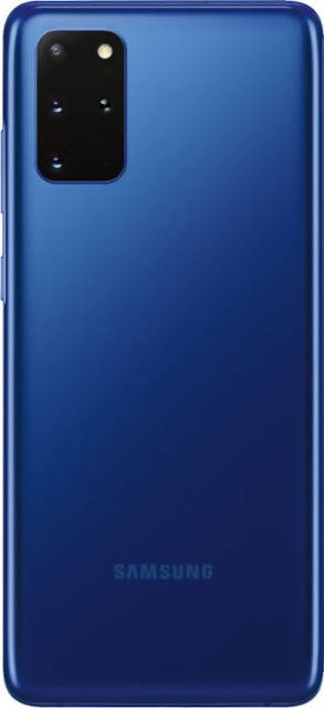 Used And Refurbished Secondhand Samsung Galaxy S20 Plus - Blue - 128GB - Reebelo