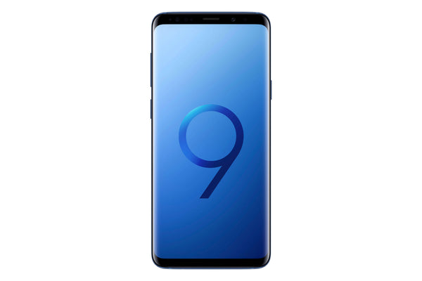 Used And Refurbished Secondhand Samsung Galaxy S9 Plus - Blue - 64GB - Very good condition - Reebelo