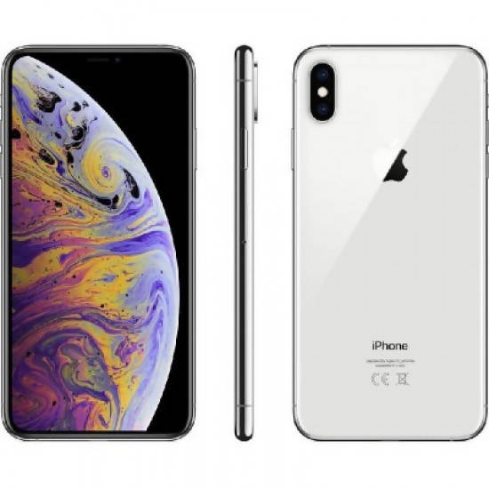 Used And Refurbished Secondhand Apple iPhone XS - Silver - 64 GB - Reebelo