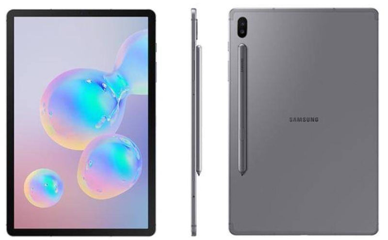 Samsung Galaxy Tab S6 WiFi + LTE -256GB - Mountain Grey - Mint condition
