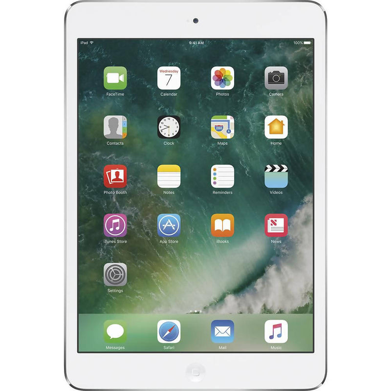 Used And Refurbished Secondhand Apple iPad Air 2 WiFi + LTE - Silver - 16GB - Very good condition - Reebelo