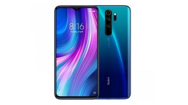 Xiaomi Redmi Note 8 Pro -64GB - Electric Blue - Brand New Condition