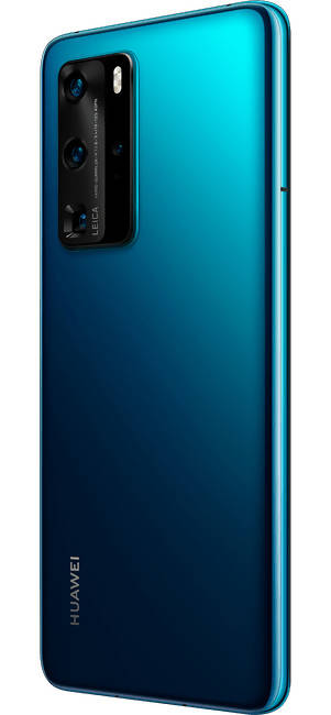 Used And Refurbished Secondhand Huawei P40 Pro - Blue - 256GB - Reebelo