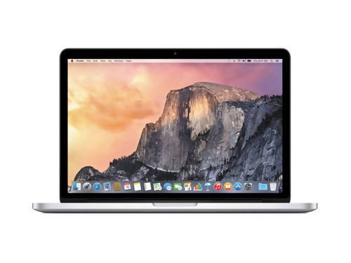 Used And Refurbished Secondhand Apple MacBook Pro A1502 - Silver - 256GB SSD - 13-inch - i7 5557U - 16GB RAM - Very good condition - Reebelo