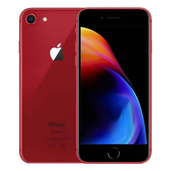 Used And Refurbished Secondhand Apple iPhone 8 - Red - 256 GB - Reebelo