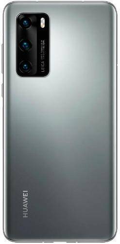 Used And Refurbished Secondhand Huawei P40 -128GB - Silver Frost - Mint condition - Reebelo.