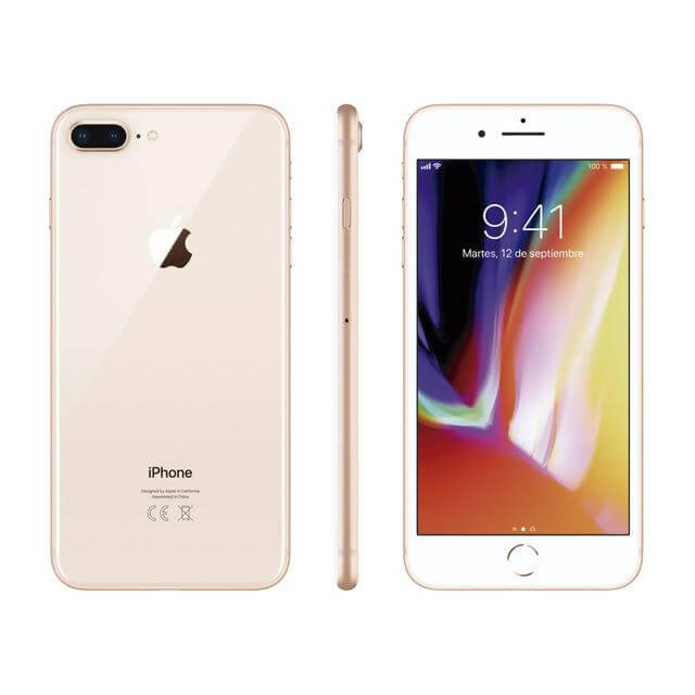 Used And Refurbished Secondhand Apple iPhone 8 Plus - Gold - 256 GB - Reebelo