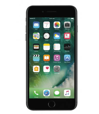 Used And Refurbished Secondhand Apple iPhone 7 Plus - Black - 256GB - Very good condition - Reebelo