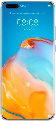 Huawei P40 Pro -256GB - Blush Gold - As New condition