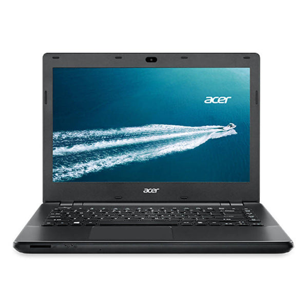 Acer TravelMate P246-m - Black - 500GB HDD - 14-inch - i5 5200U - 4GB RAM - Very good condition