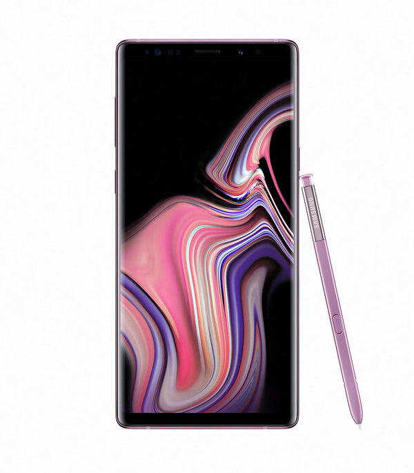 Used And Refurbished Secondhand Samsung Galaxy Note 9 - Lavender - 512GB - Reebelo