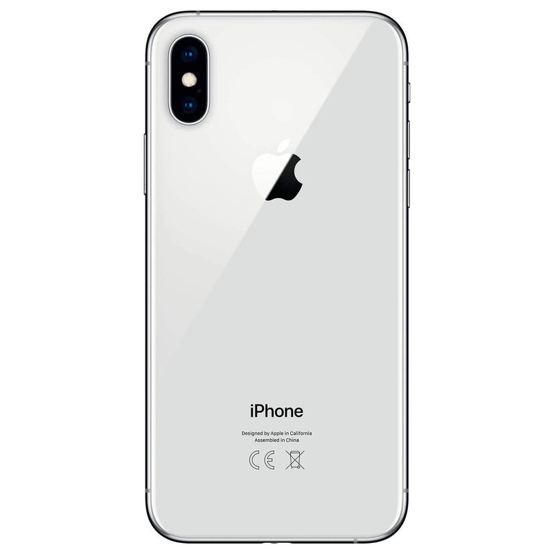 Used And Refurbished Secondhand Apple iPhone XS - Silver - 256GB - Very good condition - Reebelo