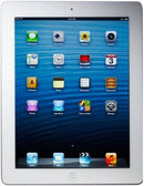 Used And Refurbished Secondhand Apple iPad 4 WiFi -128GB - White - Very good condition - Reebelo.