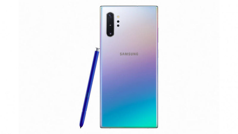 Used And Refurbished Secondhand Samsung Galaxy Note 10 Plus - Aura Glow - 512GB - Mint condition - Reebelo