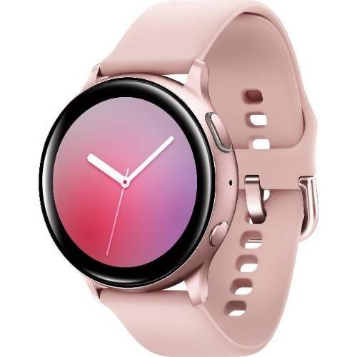Samsung Galaxy Watch Active 2 44mm Aluminium Bluetooth - - Pink Gold - Brand New Condition