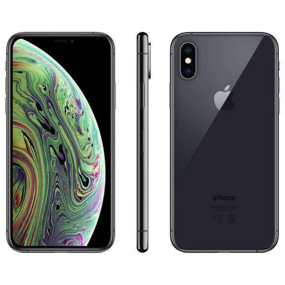 Used And Refurbished Secondhand Apple iPhone XS - Grey - 64GB - Very good condition - Reebelo