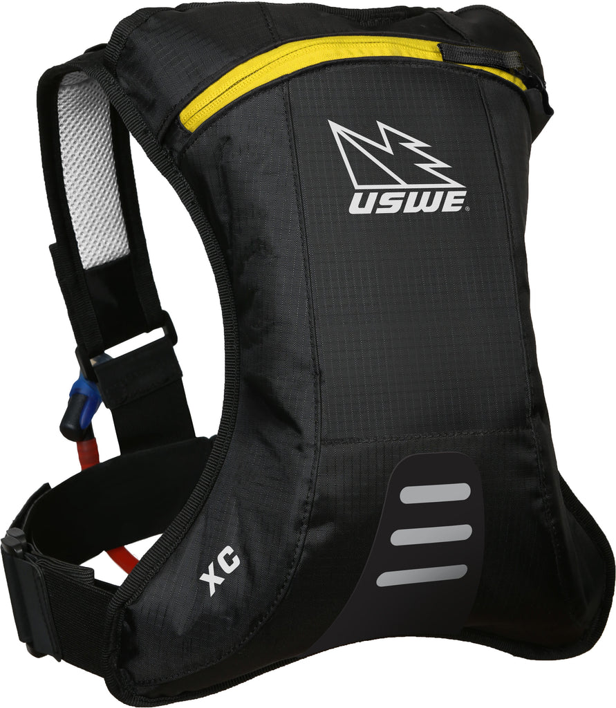 XC Hydro Hydration Pack With 1.5L Disposable Bladder Volcano Black