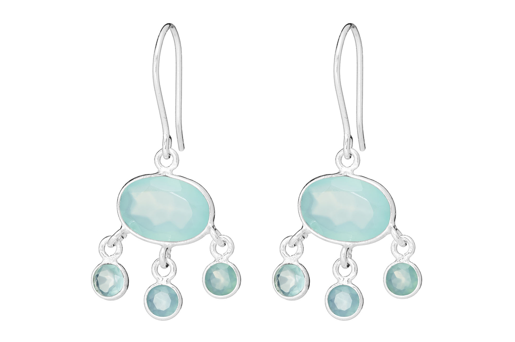 JELLYFISH BABY EARRINGS