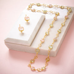 CANDY LINK CHAIN NECKLACE