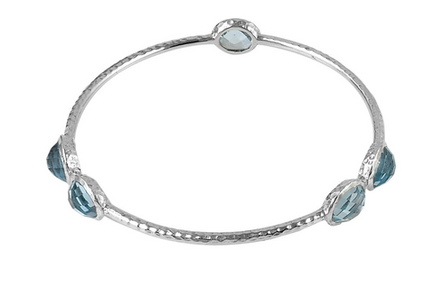 MILA GEMSTONE BANGLE