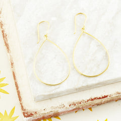 SCARLETT FRAME EARRINGS